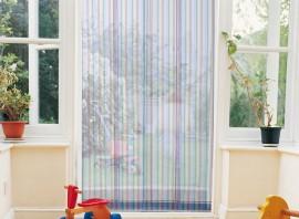 rideau de porte moustiquaire chenille