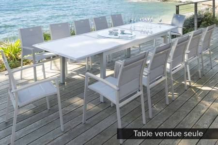 Table Piazza Extensible Hesperide. Great Finest Awesome Table With ...