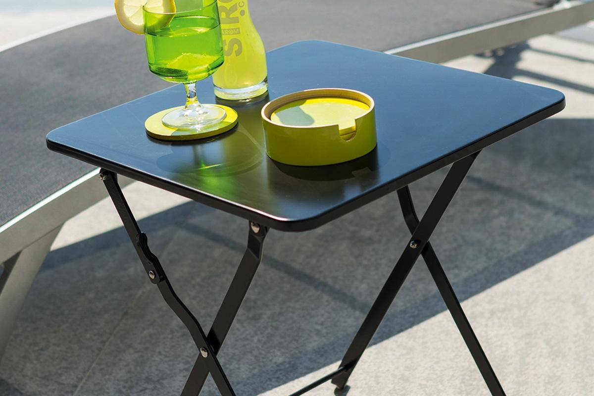 table d appoint nindiri 40 x 40 cm