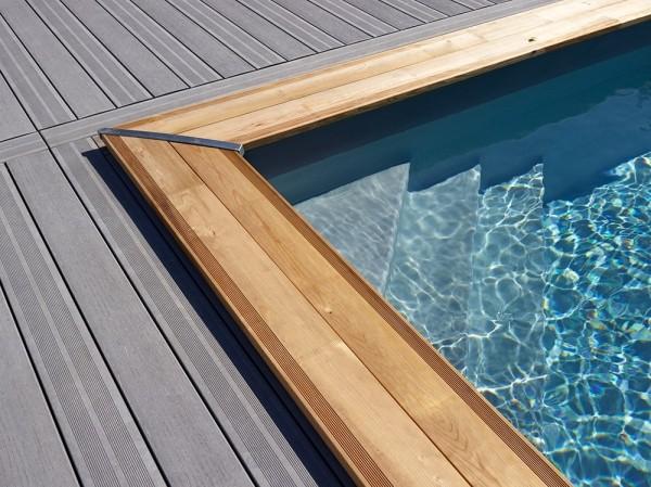 piscine bois hors sol maeva 8x4m