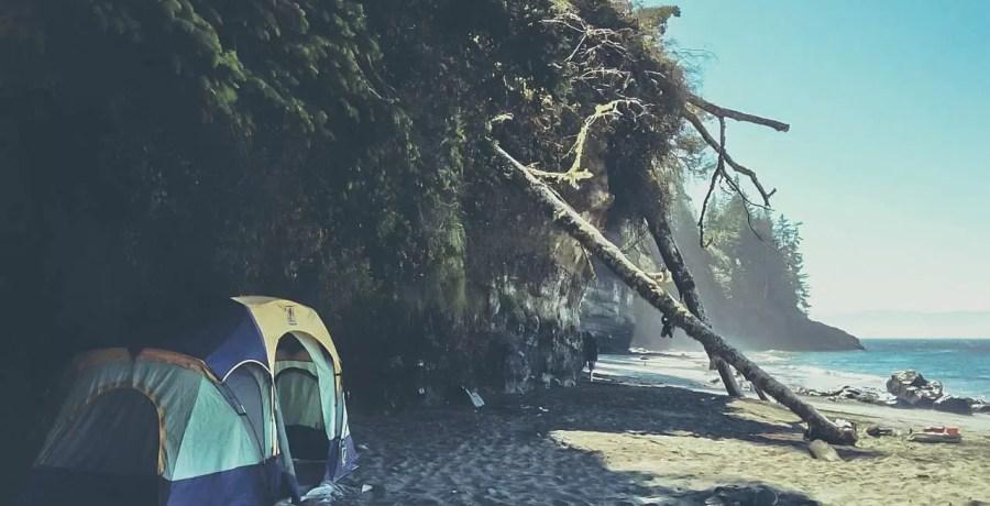 acampar