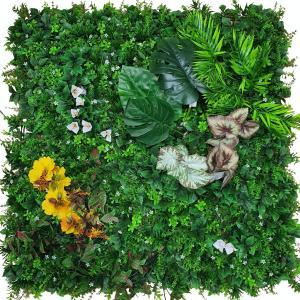 jardin vertical tropical