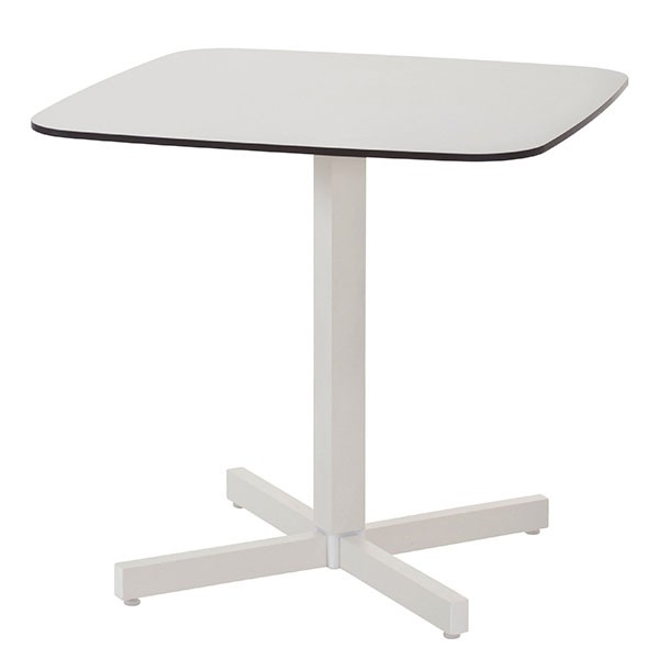 square table tray hpl shine