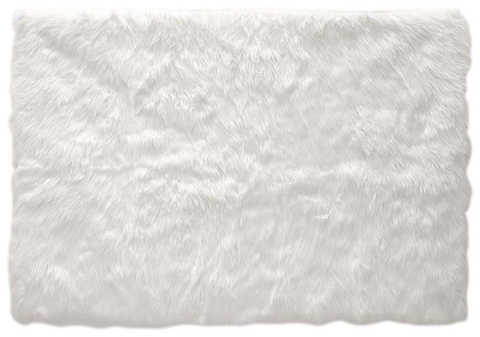 tapis imitation fourrure 115 x 170 cm