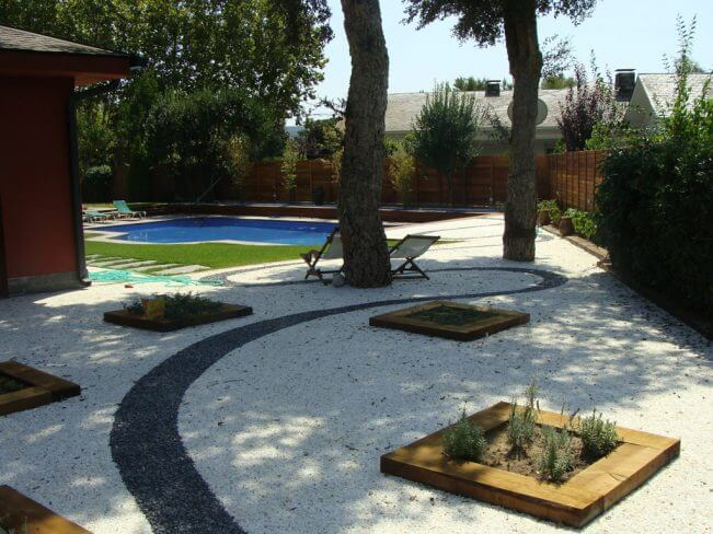 Fixgrav jardines de bajo mantenimiento de dise o y - Jardin bajo mantenimiento ...