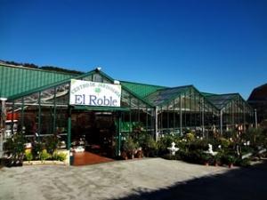 centro de jardineria el roble