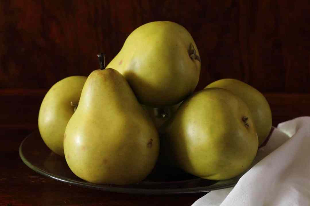 Properties of the water pear or blanquilla