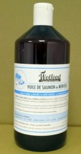 huile saumon jardinerie du theos