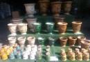 On a refait le plein de poterie d'ANDUZE
