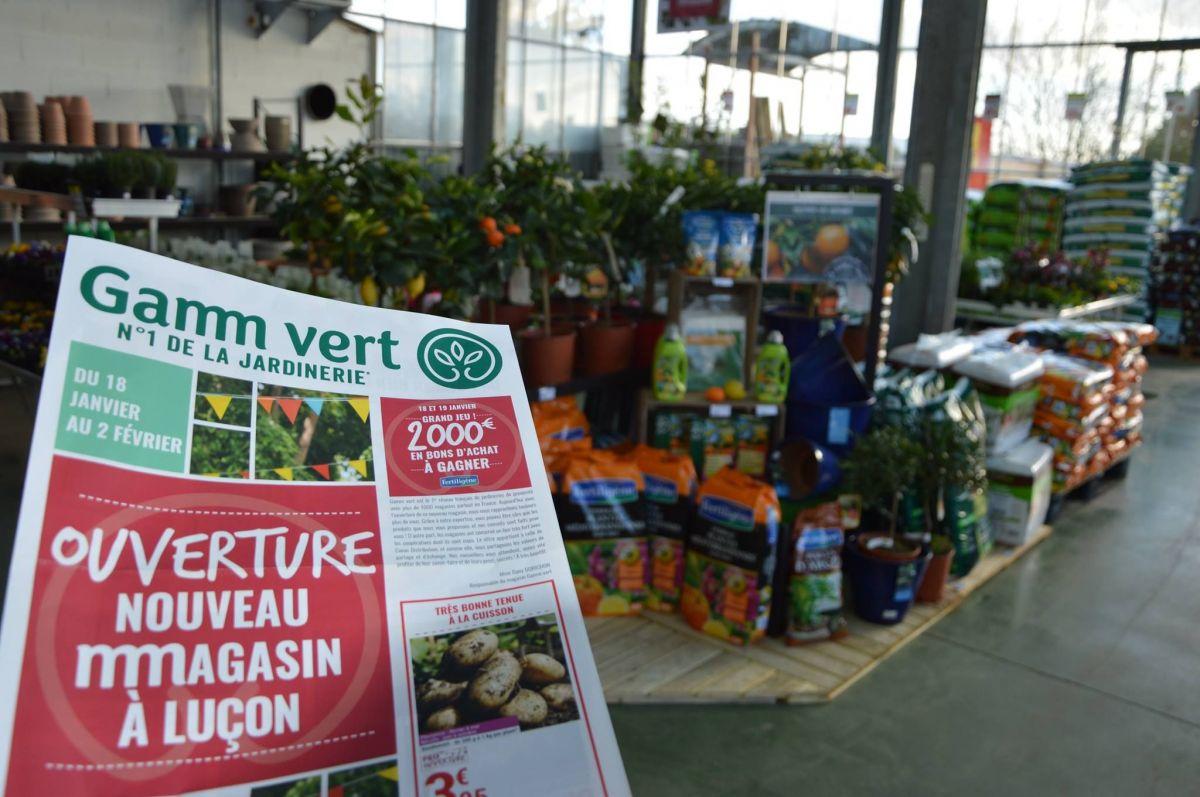 gamm vert lucon magasin du reseau
