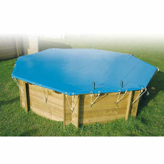 bache d hivernage pour piscine