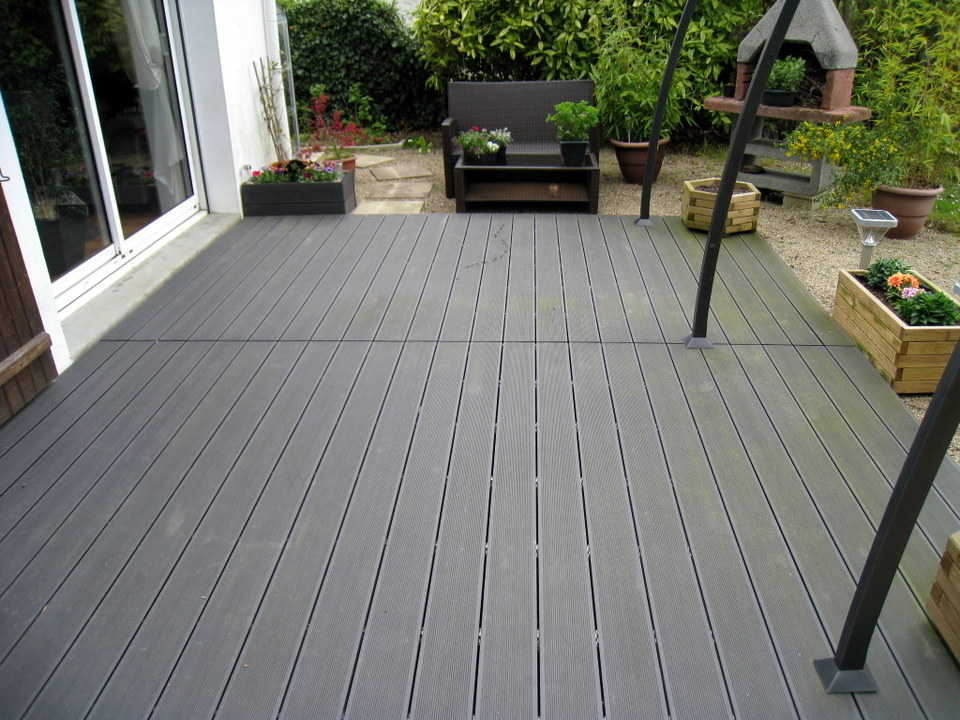 Terrasse Composite Mon Avis Un An Plus Tard Entretien Et Vieillissement Jardin Et Maison