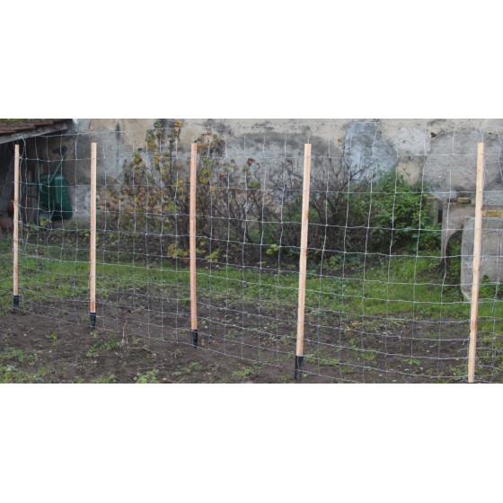 support a rames pour plante grimpante