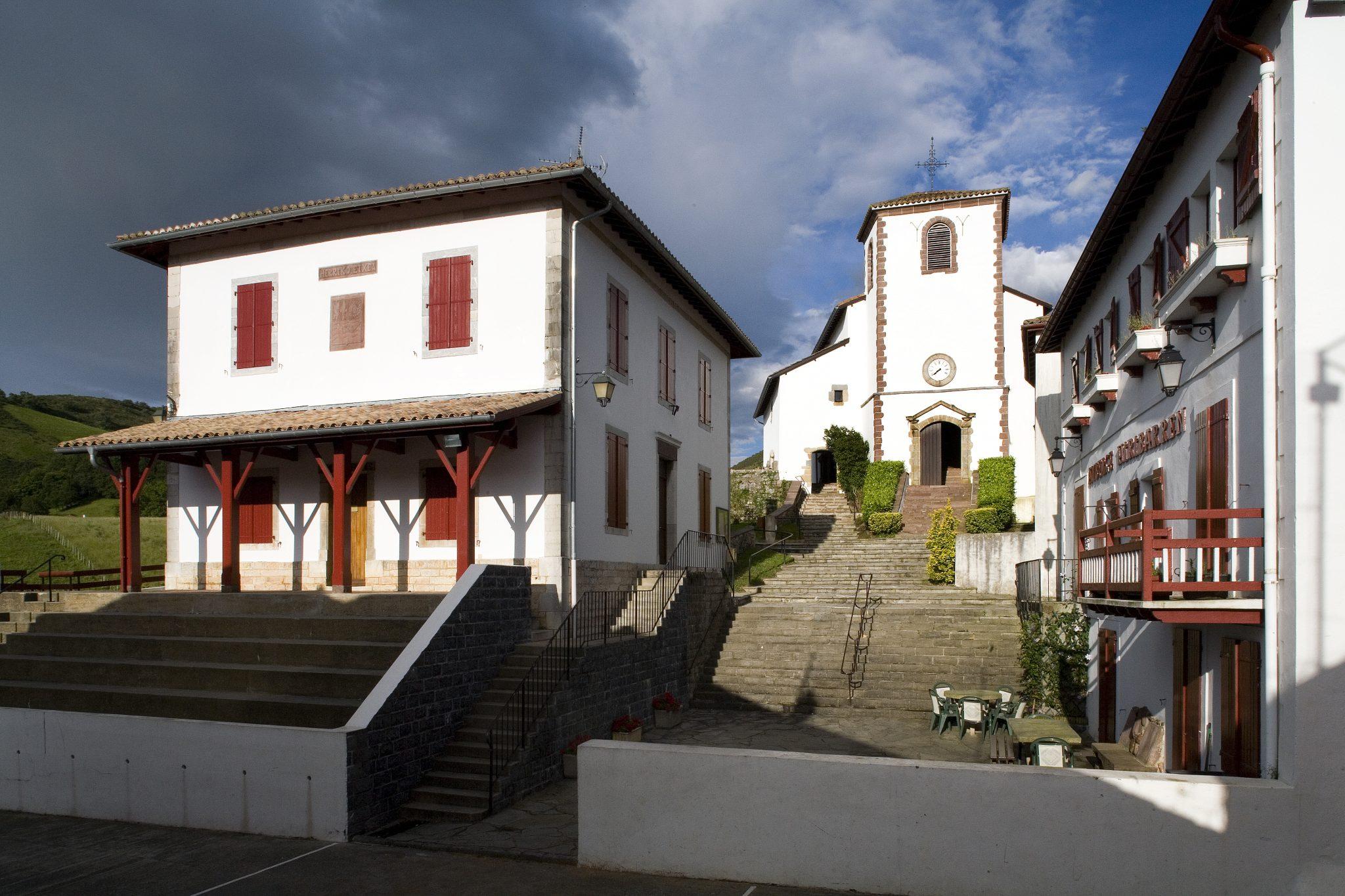 village_biriatou