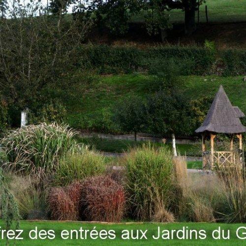 Visite des Jardins du Gué