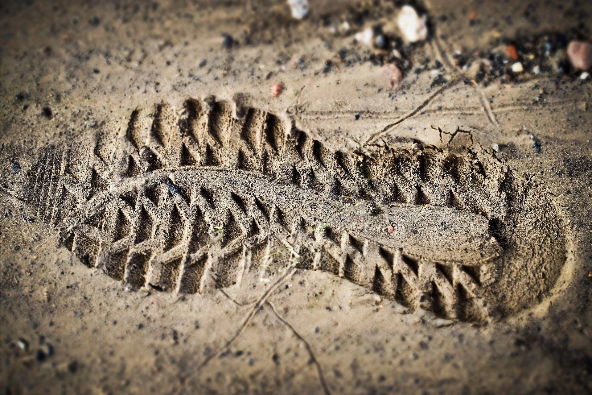 Piétiner le sol