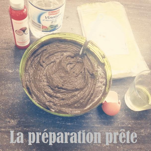 préparation henné recette henné cheveux roux aromazone tutoriel recette blog