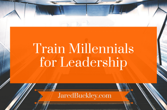 Steps to Train Millennials for Leadership