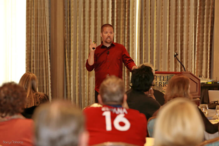 Jared Buckley Millennial Speaker Leadership Speaker