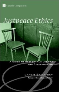 justpeace ethics - book cover