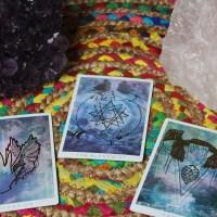 Tarot verleden heden toekomst healing onbeperkt
