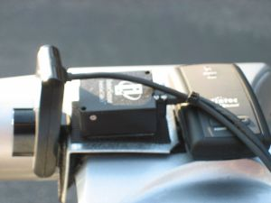Sensors Mounted on Augmented Reality Binoculars