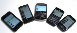 Photo of LP33.TV apps for iPhone, Android, Blackberry, Nokia, and Palm Pre
