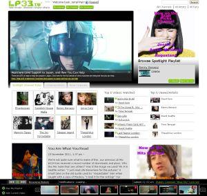 LP33.TV Spotlight Channel