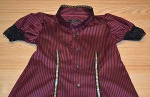 Skjortklänning