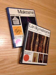 Makraméböcker