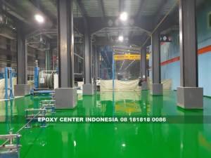 jasa epoxy lantai pabrik kabel