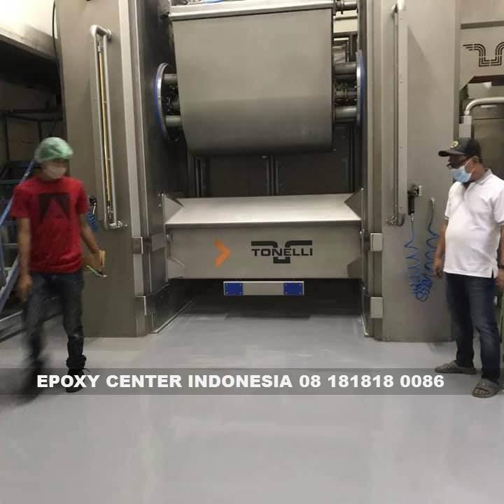 epoxy pabrik makanan