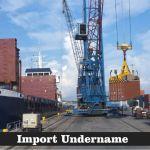 Jasa Import II Forwarder Import Undername di Jakarta