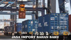 Layanan Pengiriman Barang Import Bahan Baku Cepat Pressa Cargo