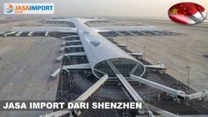 Tarif Layanan Jasa Ekspedisi Cargo Import dari Shenzhen ke Indonesia