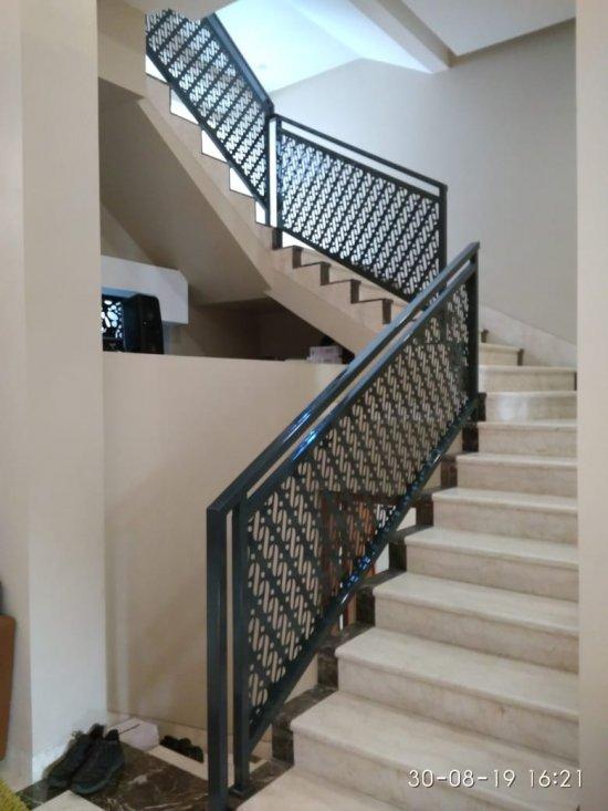 Jasa railing tangga