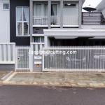 Desain pagar minimalis Terlihat Mewah Dengan cara Memilih Yang Tepat