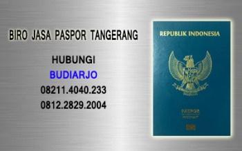 biro jasa pembuatan paspor tangerang
