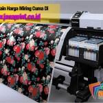 printing kain - Percetakan Kain