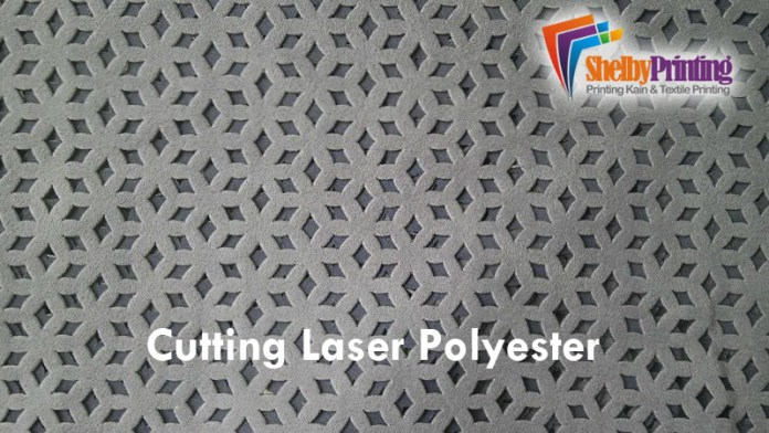 Cutting Laser Polyester