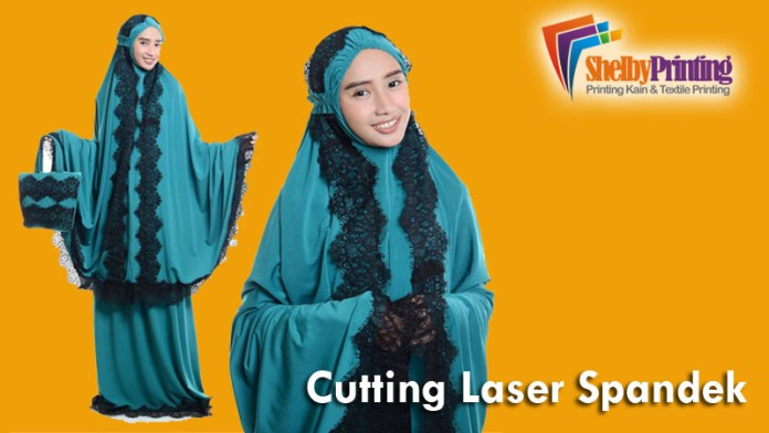 Cutting Laser Spandek