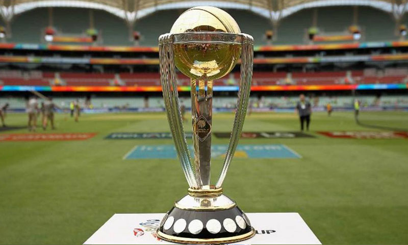 The International Cricket Council ICC On Saturday Announced Beginning Of 2019 World Cup Trophy Tour