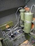 Equipment in the Aluminum Overcast.