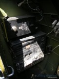 Equipment in the Aluminum Overcast's radio compartment.