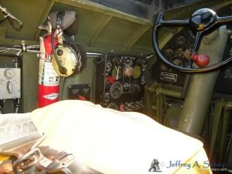 The Nine O Nines Cockpit.