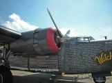 "The ""Witchcraft"" a World War II era B-24J Liberator."