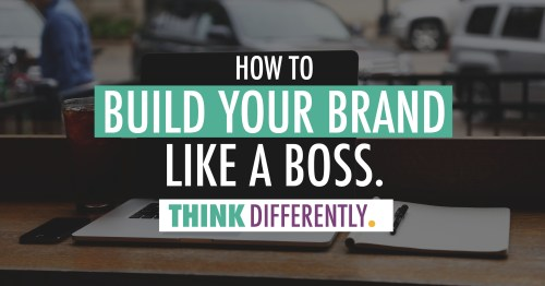 How to Build Your Brand Like a Boss | J. Ashley Panter