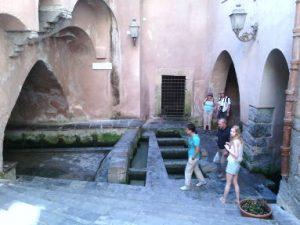 Lavatoio Medievale di Cefalu