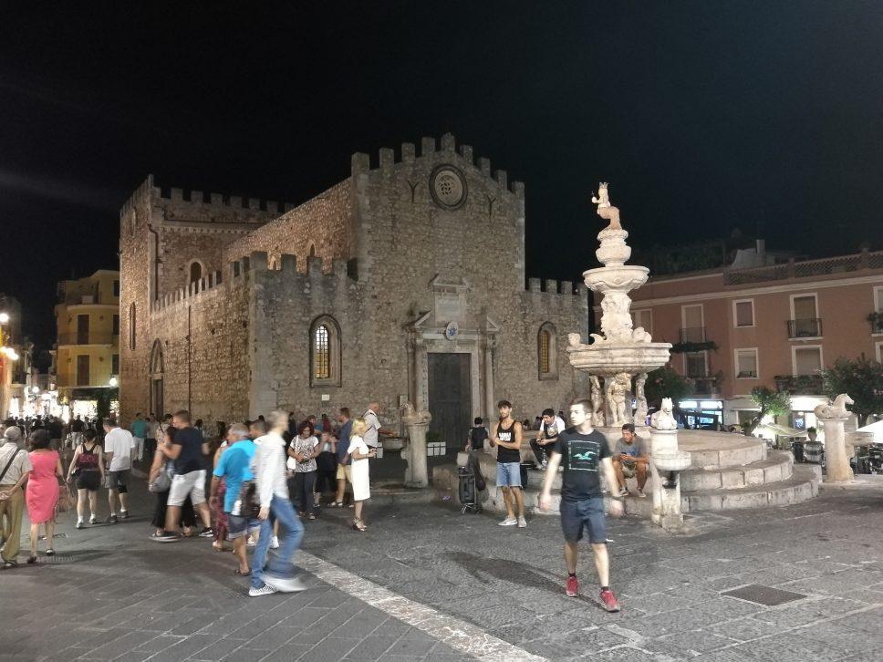 Amazing Excursion to Taormina and Castelmola