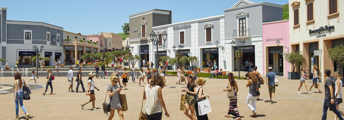 Shopping tour Catania and Sicilia Outlet Village